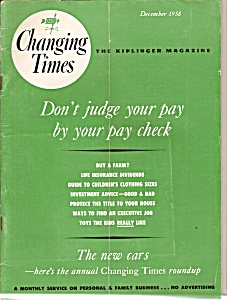 Changing times -  December 1958 (Image1)