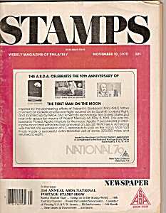 Stamps magazine -  December 10 1979 (Image1)