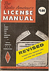 The Radio Amnateur's License Manual  - Nov. 30, 1972 (Image1)