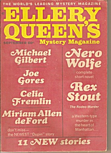 Ellery Queen's mystery magazine - Sept. 1968 (Image1)