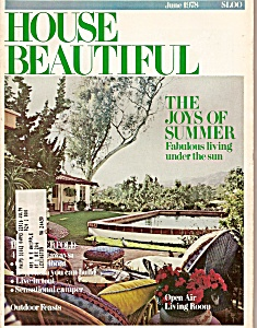 House Beautiful - June 1978