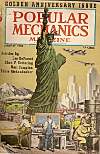 Popular Mechanics magazine - Januaqry 1952 (Image1)