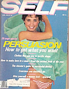 Self Magazine -  April 1981 (Image1)