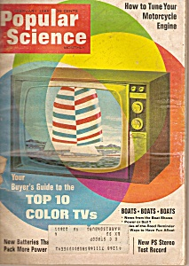 Popular Science  - January 1968 (Image1)