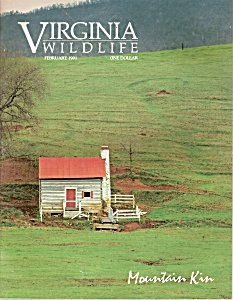Virginia Wildlife -  February 1991 (Image1)