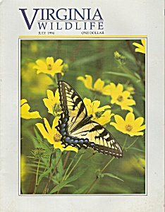 Virginia Wildlife = July 1994
