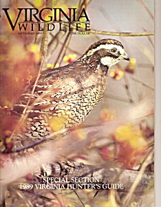 Virginia Wildlife - September 1989 (Image1)