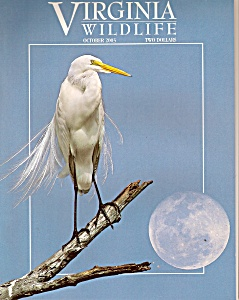 virginia Wildlife   - October 2003- (Image1)