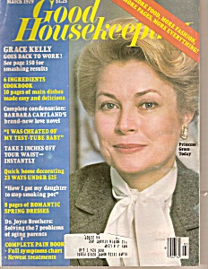 Good Housekeeping -  March 1979 (Image1)