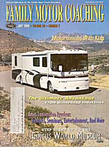 Family Motor Coaching magazine - May 1999 (Image1)