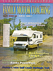 Family Motor Coaching - December 1999