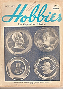 Hobbies magazine-  JaNUARY 1971 (Image1)