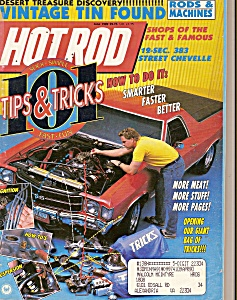 Hot Rod magazine =-  June  1989 (Image1)
