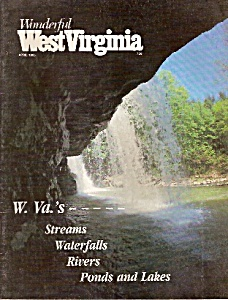 Wonderful West Virginia = April 1985 (Image1)