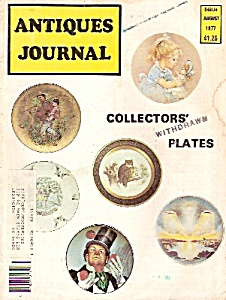 Antiques journal  - August 1977 (Image1)