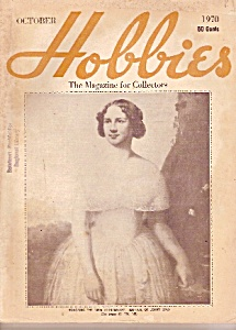 Hobbies Magazine -  October 1970 (Image1)
