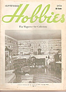 Hobbies Magazine - September 1970