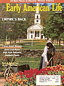 Early American Life magazine -  June 1990 (Image1)