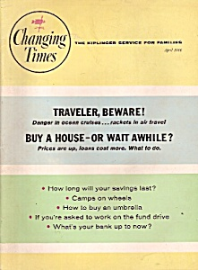 Changing times magazine -  April 1966 (Image1)