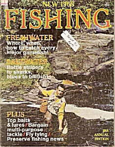 Fishing magazine -     1968 (Image1)
