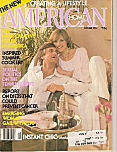 American Home - August 1977