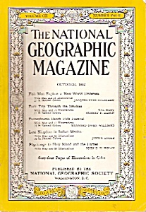 National Geographic - October 1952 (Image1)