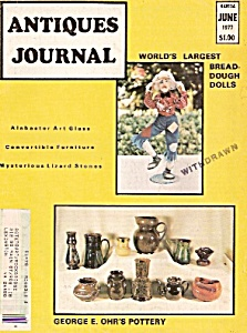 Antiques Journal  - June 1977 (Image1)