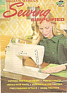 Today's Woman  Sewing simplified - (Image1)