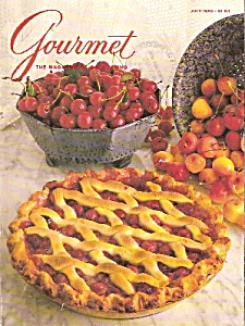 Gourmet magazine -  July 1988 (Image1)