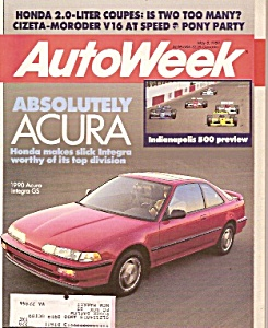 AutoWeek magazine - May 8, 1989 (Image1)