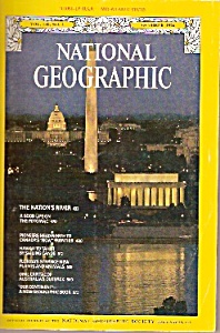 National Geographic magazine - October 1976 (Image1)