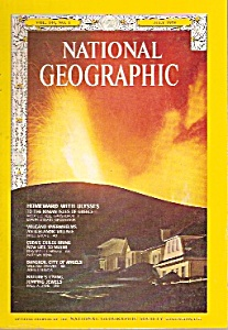 National geographic magazine -  July 1973 (Image1)
