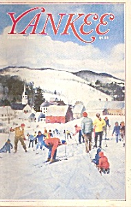 Yankee magazine = February 1982 (Image1)