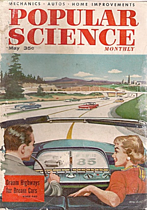 Popular Science - May 1956