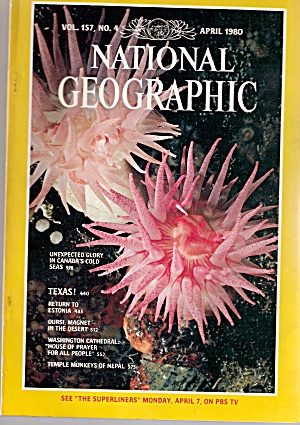 National Geogaphic -  April 1980 (Image1)
