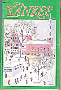 Yankee magazine  -Decermber 1982 (Image1)