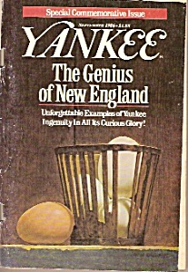 Yankee magazine - August 1986 (Image1)