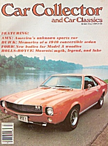 Car Collector and Car classics -  July 1979 (Image1)