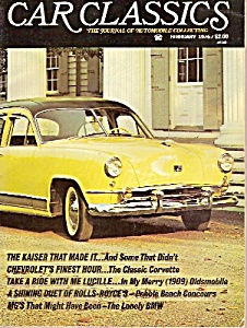 Car Classics - February 1976 (Image1)