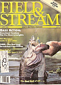 Field & Stream magazine- June 1988 (Image1)