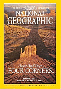 National Geographic Magazine - September 1996 (Image1)