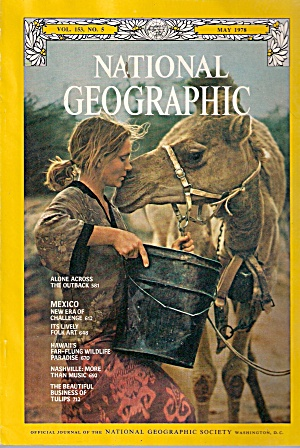 National Geographic - May 1978 (Image1)