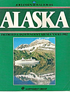 Alaska travel -  3 magazines 1983 (Image1)