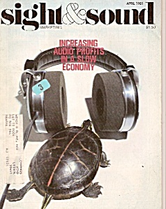 Sight & Sound marketing magazine  April 1981 (Image1)