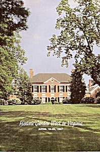 Historic Garden Week in Virginia - April 1997 (Image1)