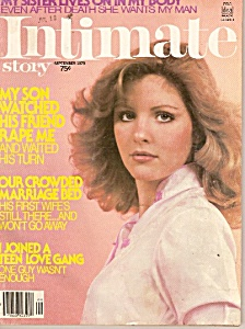 Intimate Story Magazine- September 1979
