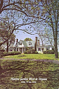 Historic Garden Week in Virginia -  April 1993 (Image1)