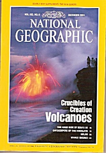 National geographic magazine = December 1992 (Image1)