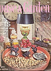 House & Garden Magazine -  November 1967 (Image1)