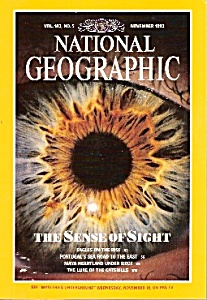 National Geographic Magazine - November 1992